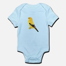 Gold finch Body Suit