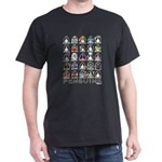 Lots of Penguins Dark T-Shirt