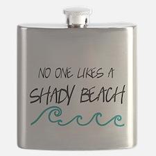 Shady Beach Flask