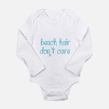 Beach Hair Don't Care Body Suit