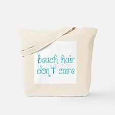Beach Hair Don't Care Tote Bag