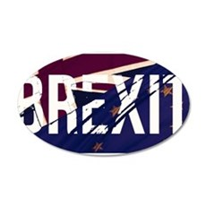 Brexit!!! Wall Decal