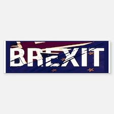 Brexit!!! Bumper Bumper Sticker