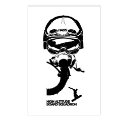 High Altitude Board Squadron Postcards (Package of