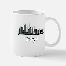 Tokyo Japan Cityscape Mugs