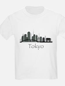 Tokyo Japan Cityscape T-Shirt