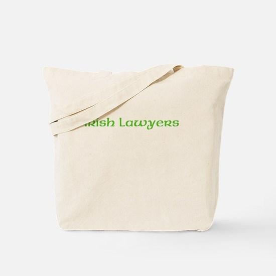 Irish Lawyers Tote Bag