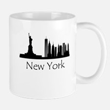 New York City Cityscape Mugs