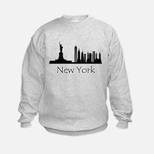 New York City Cityscape Sweatshirt