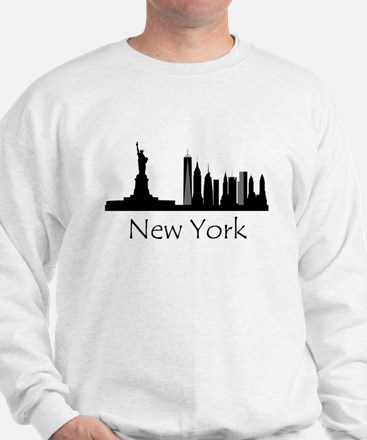 New York City Cityscape Jumper