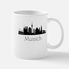 Munich Germany Cityscape Mugs