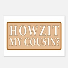 Cousin! Postcards (Package of 8)
