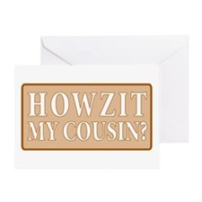 Cousin! Greeting Card