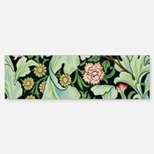 Acanthus and Flowers by William Morris Bumper Stic