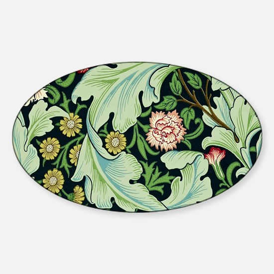 Acanthus and Flowers by William Morris Decal