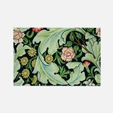 Acanthus and Flowers by William Morris Magnets