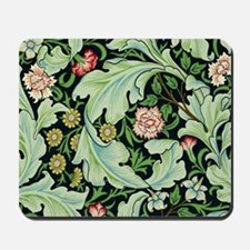 Acanthus and Flowers by William Morris Mousepad