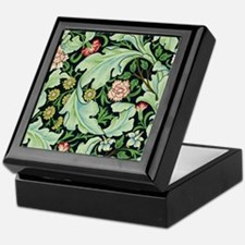 Acanthus and Flowers by William Morris Keepsake Bo
