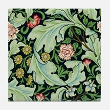 Acanthus and Flowers by William Morris Tile Coaste