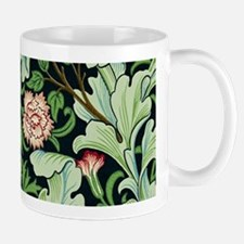 Acanthus and Flowers by William Morris Mugs