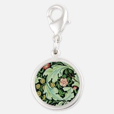 Acanthus and Flowers by William Morris Charms