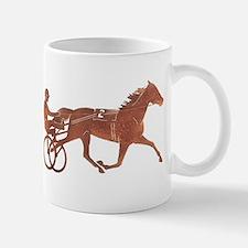 """""""Brown Trotter"""" Small Small Mug"""