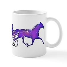 """""""Purple Trotter"""" Mug"""