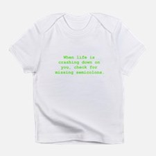 Funny Computer geek Infant T-Shirt