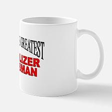 """The World's Greatet Fertilizer Salesman"" Mug"