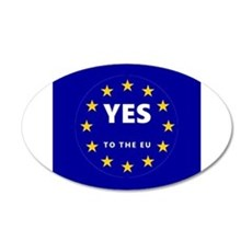 Europe, Be a Part of It! Wall Decal