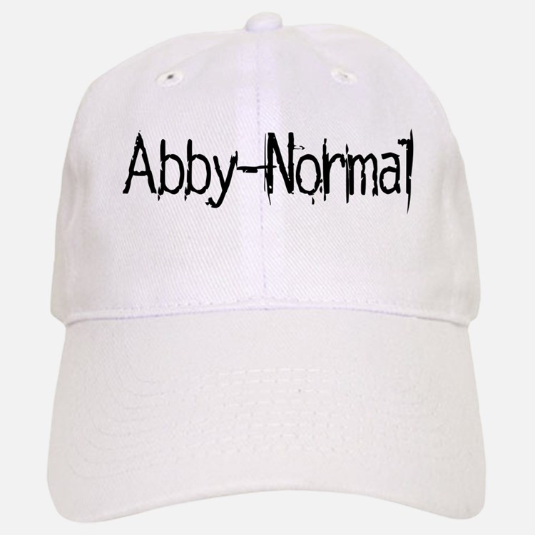 Abby Normal 2 Baseball Baseball Cap
