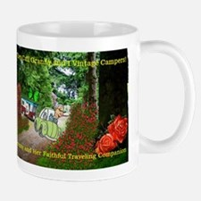 Granny and Her Traveling Companion Mugs