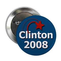 Clinton 2008 Activist Pack 100 Buttons