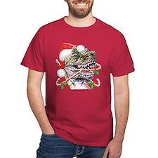 Dino Christmas T-Shirt