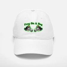 Frog Hog 2 Baseball Baseball Cap