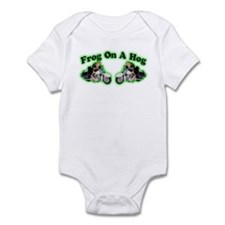 Frog Hog 2 Infant Bodysuit
