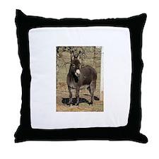 Ass - Donkey Throw Pillow
