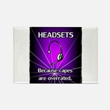 Unique Dispatchers Rectangle Magnet (10 pack)