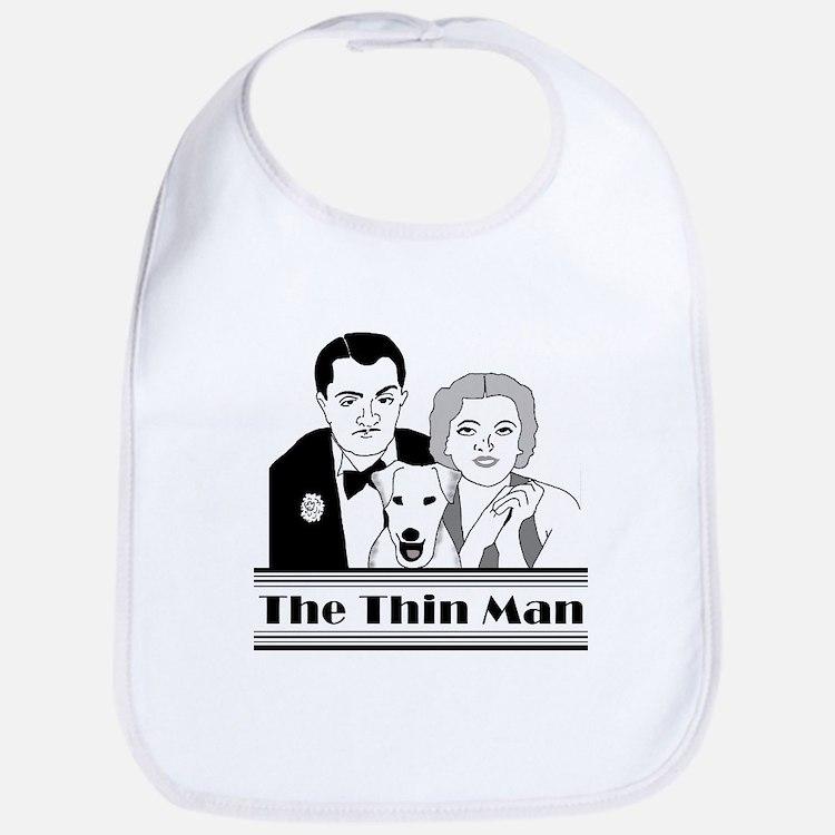 The Thin Man Bib