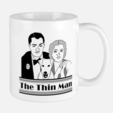 The Thin Man Mugs