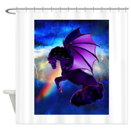 Dragus New Shower Curtain By CountryDesigns1