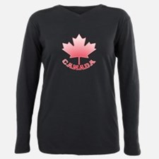 Canada.png Plus Size Long Sleeve Tee