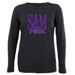 4-3-S&M.png Plus Size Long Sleeve Tee