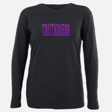Truthiness.png Plus Size Long Sleeve Tee