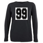 99.png Plus Size Long Sleeve Tee
