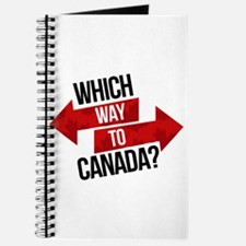 Which Way To Canada? Journal
