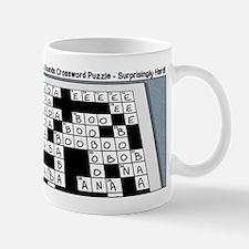 Baby Crossword Puzzle Mug