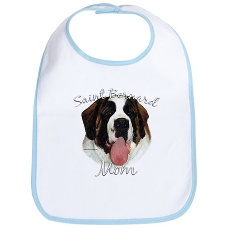 Saint Mom2 Bib