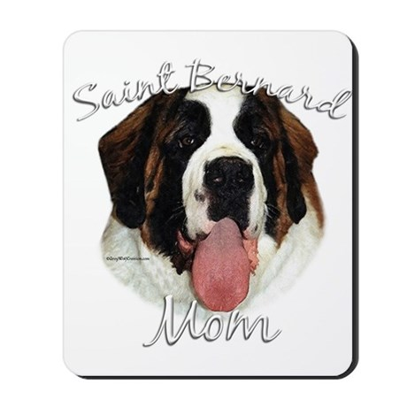 Saint Mom2 Mousepad
