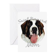 Saint Mom2 Greeting Cards (Pk of 20)